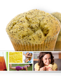 lemon poppy seed image