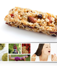 trail mix bar image