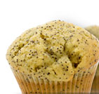 Lemon Poppy Seed Muffin